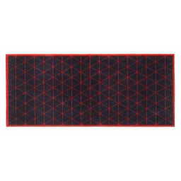 Universal triangle red 67x150 101 Hängend - MD Entree