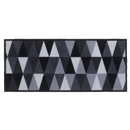 Universal geometric silver 67x150 414 Gerollt - MD Entree