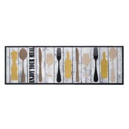 Cook&Wash wooden slats 50x150 296 Laying - MD Entree