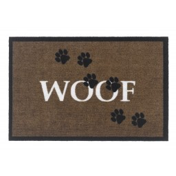 Impression woof brown 40x60 499 Laying - MD Entree