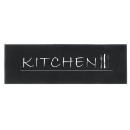 Cook&Wash kitchen black 50x150 207 Rolled - MD Entree