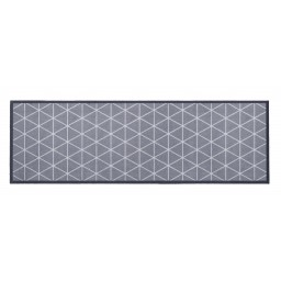 Cook&Wash triangle grey 50x150 814 Rolled - MD Entree