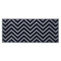 Universal zig zag black 67x150 207 Rolled - MD Entree