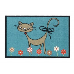 Impression cat spring 40x60 974 Laying - MD Entree