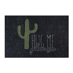 Ambiance hug me please black 50x75 975 Laying - MD Entree