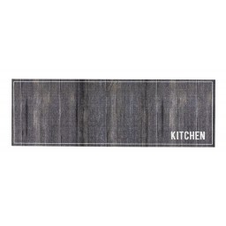 Cook&Wash kitchen wood anthra 50x150 707 Laying - MD Entree