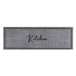Cook&Wash floreale kitchen 50x150 495 Laying - MD Entree