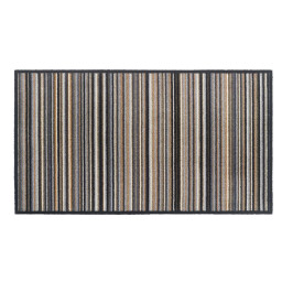Universal stripes cappuccino 67x120 708 Liggend - MD Entree