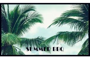 BBQ mat summer bbq