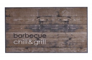 BBQ mat barbecue chill & grill