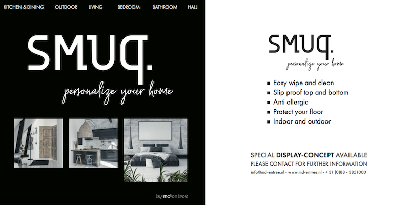 SMUQ – personalize your home