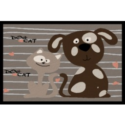 Ambiance Dog & Cat 40x60 977 Liggend - MD Entree