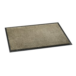 Soft&Clean taupe 75x120 017 Gerold - MD Entree
