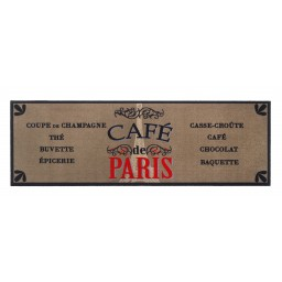 Cook&Wash cafe de paris 50x150 270 Gerold - MD Entree