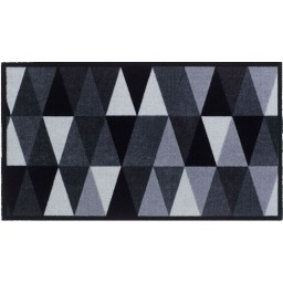 Universal geometric silver 67x120 414 Gerold - MD Entree