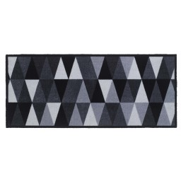 Universal geometric silver 67x150 414 Gerold - MD Entree