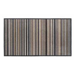Universal stripes cappuccino 67x120 708 Gerold - MD Entree