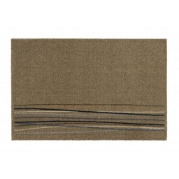 Ambiance lucky lines beige 50x75 310 Hangend - MD Entree