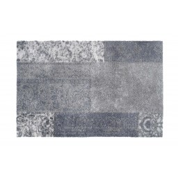 Soft&Deco patchwork grey 67X100 914 Liggend - MD Entree