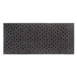 Universal dots pepper 67x150 714 Hangend - MD Entree
