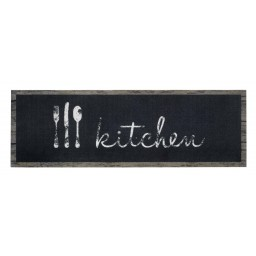Cook&Wash chalk kitchen 50x150 195 Liggend - MD Entree