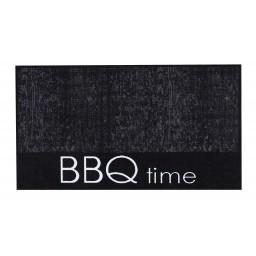BBQ mat bbq time velvet anthra 67x120 515 Hangend - MD Entree