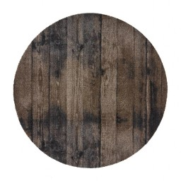Universal Ø wood brown 100 Ø 700 Hangend - MD Entree