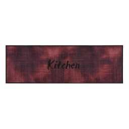 Cook&Wash kitchen burgundy 50x150 201 Hangend - MD Entree
