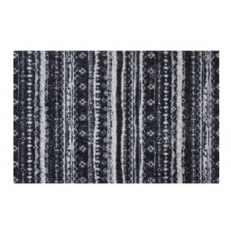 Ambiance ethnic soft black 40x60 110 Liggend - MD Entree
