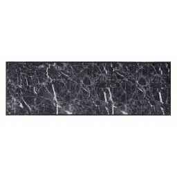 Soft&Deco marble anthra 50x150 107 Liggend - MD Entree