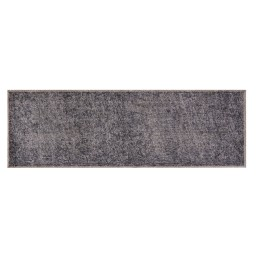 Soft&Deco velvet greige 50x150 505 Hangend - MD Entree
